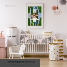 Fotoposter en papel fotográfico premium
